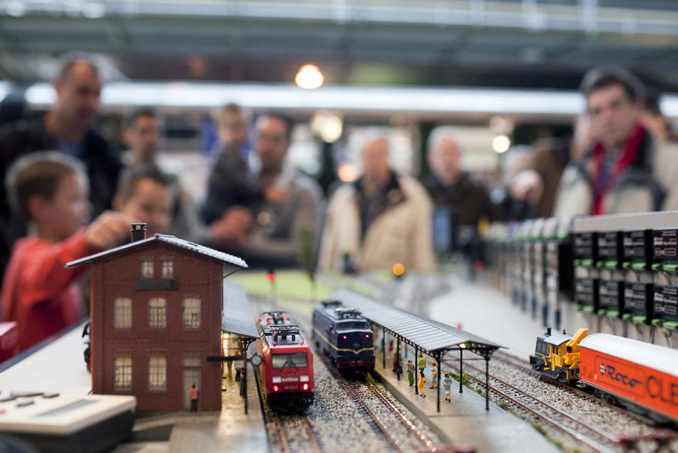 on traxs - spoorwegmuseum