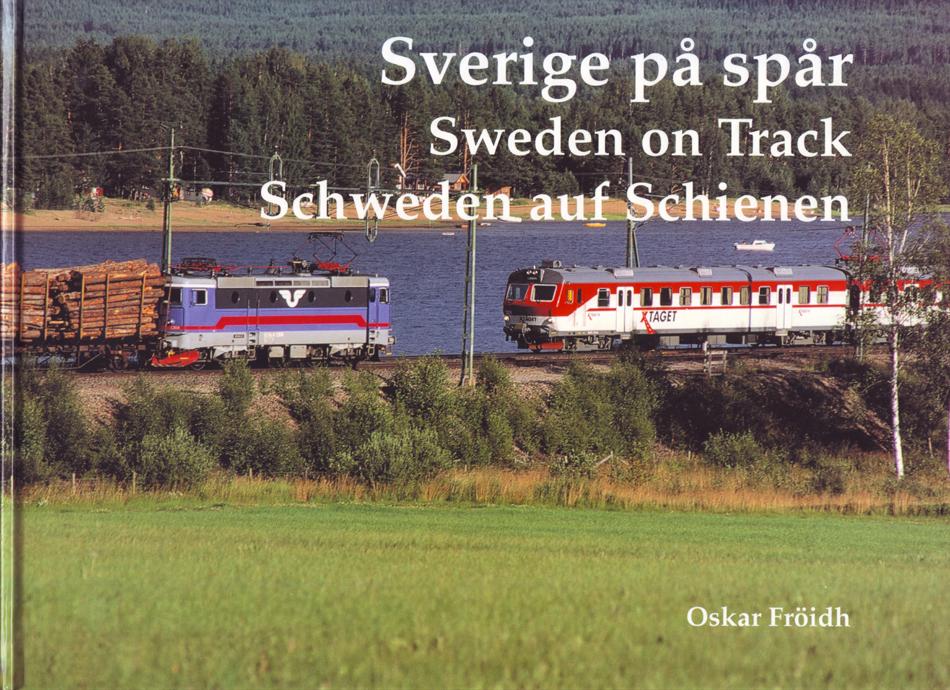 Sverige pa spar front cover