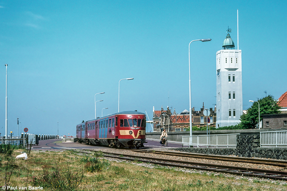 Harlingen Haven, 1980. Foto: Paul van Baarle.