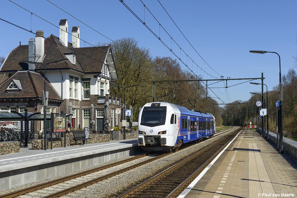 Station Klimmen-Ransdaal, 2017.